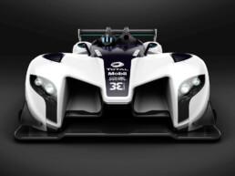 Le Mans Prototype gaz