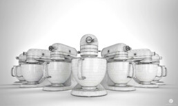 KitchenAid Artisan 3D