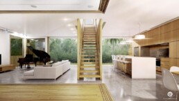 The Narrabeen House 3D