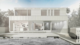 The Narrabeen House 3D